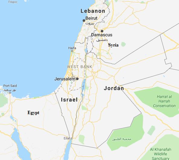 mapisrael